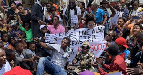 41 foreign nationals deported after staging anti-xenophobic protests in CT