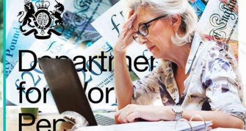 State pension in shock £1BN shortfall: 134k pensioners owed £9k each in huge DWP error