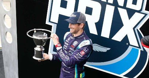 Grosjean has 'still got it' after first Indy podium