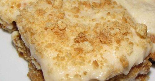 Amarula fridge tart – Creamy South African indulgence