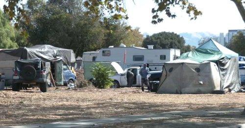 San Jose officials discuss alternative plans to clear homeless encampment near airport
