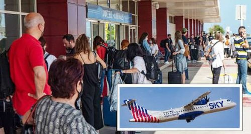 Crete earthquake leaves holidays ruined and British tourists 'in tears'