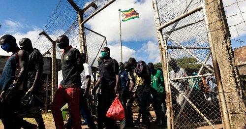 AFRICA | Zim begins release of over 3,000 prisoners