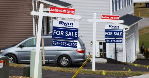 US mortgage rates hit a 9-month high - and they've been climbing since January as inflation fears rise