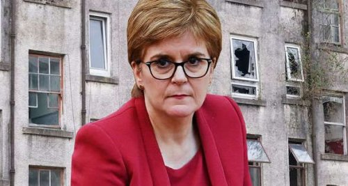 Sturgeon's independence dream denounced as Tory claims SNP plan will 'impoverish Scotland'