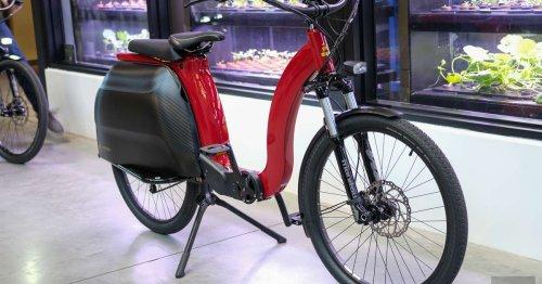 Civilized Cycles' Model 1 is a posh, surprisingly practical e-bike