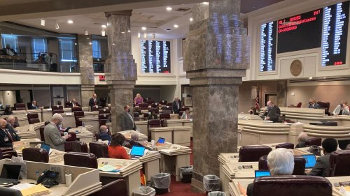 Alabama House passes bill to ban 'vaccine passports'