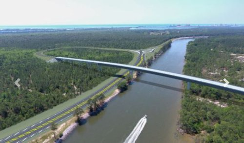Gulf Shores and Orange Beach at odds over bridge plans