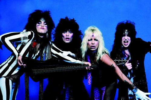 The new bible of '80s glam-metal