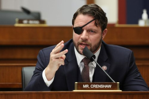 Rep. Dan Crenshaw, former Navy SEAL, blind in remaining eye after emergency surgery