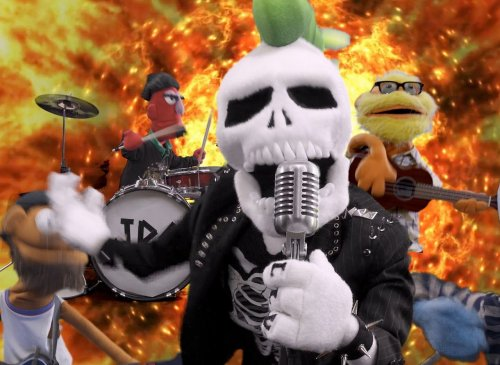 This Muscle Shoals band's puppet-starring music-video is awesome
