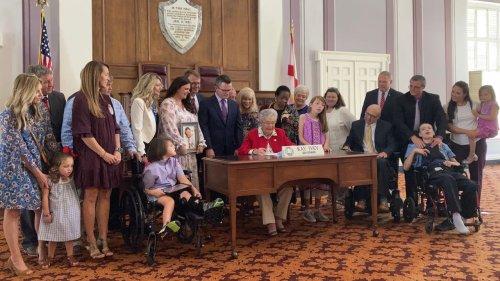 Parents see source of hope in Alabama's medical marijuana law