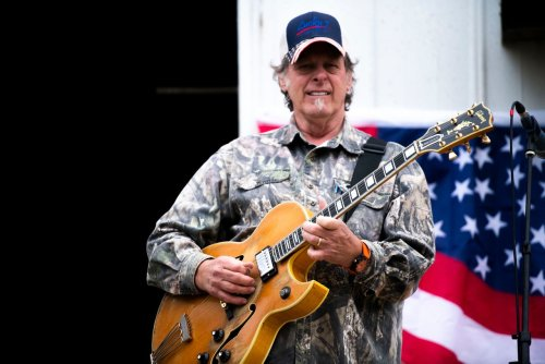 Ted Nugent: 'Why weren't we shut down for COVID one through 18?'