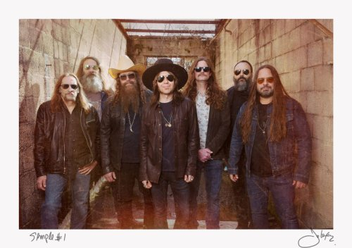 Blackberry Smoke: The best current Southern-rock band in the land