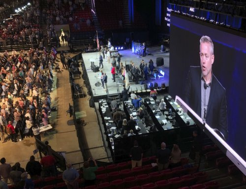The Southern Baptist Convention's troubling history of advancing white dominance with religion