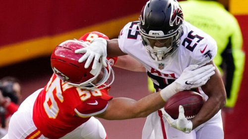 Atlanta Falcons waive former Mobile prep star