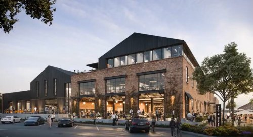 This old warehouse on Rotary Trail will get a $24 million facelift