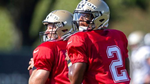 Jameis Winston: 'I love Drew Brees, for real'