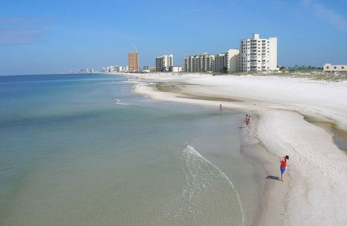 Bodies of boy, adult man recovered from Florida Panhandle beach