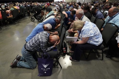 COVID cluster linked to Southern Baptist Convention, officials say