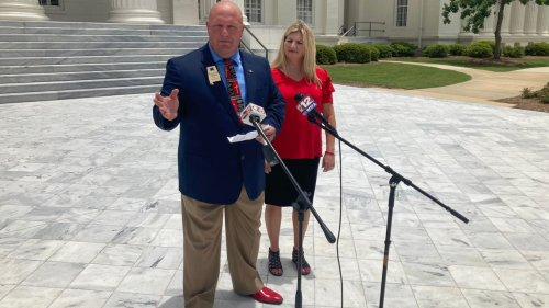 Kay Ivey challenger Stacy George says governor should not 'belittle' unvaccinated people