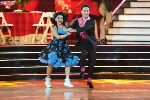 Suni Lee performs a joyful Charleston on 'Dancing with the Stars': 'So much fun!'