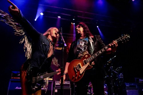 Alabama musician preps for Ace Frehley/Alice Cooper tour