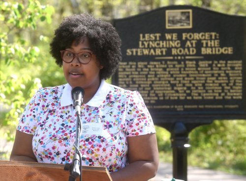 Missouri lynching marker vanishes a week after it was installed