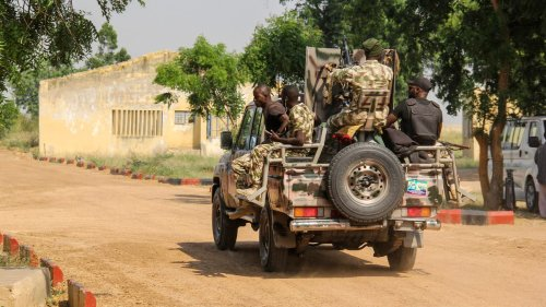 Dozens break out of jail in southwest Nigeria: Official