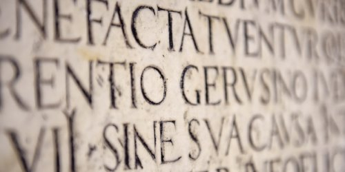 Why is Latin the official language of the Church, instead of Aramaic or Hebrew?