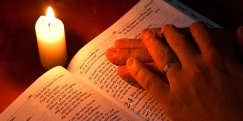 Bible verses to meditate on when life is uncertain