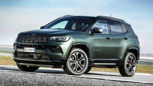 Jeep Compass 4xe: disponibile il nuovo finanziamentoGO4xe - AlfaVirtualClub