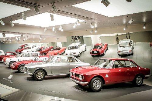 Riapre il Museo Storico Alfa Romeo di Arese - AlfaVirtualClub