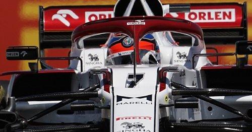 Kimi Raikkonen spiega che il figlio lo ha preso in giro per l'incidente con Giovinazzi - AlfaVirtualClub