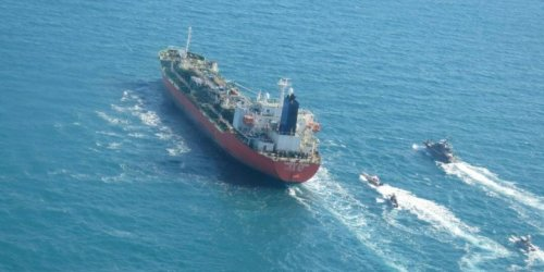 Audio of Crew on Hijacked British Tanker to Coast Guard: 'Five or Six Armed Iranians' on Board