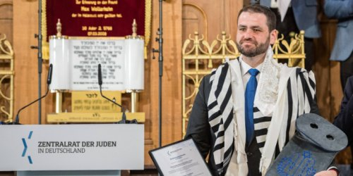 First Jewish Military Rabbi Appointed to Germany's Bundeswehr in 100 Years