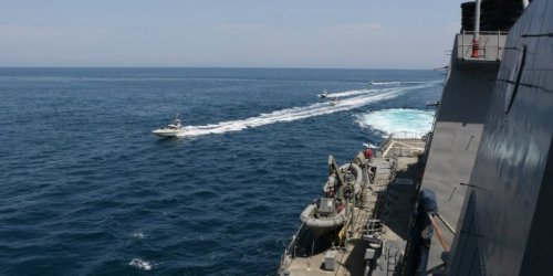 Is Recent Maritime Unrest Rocking the Regional Boat?