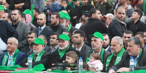 Report: Germany Bans Hamas Flag Following Antisemitic Incidents
