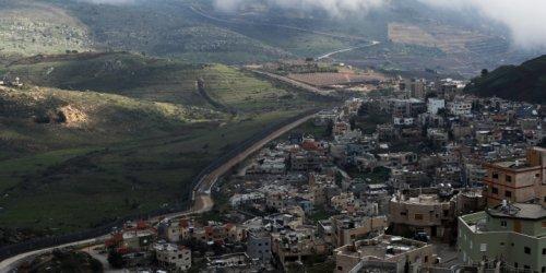 Israel Attacks Southern Syria Region, Syrian State Media Says