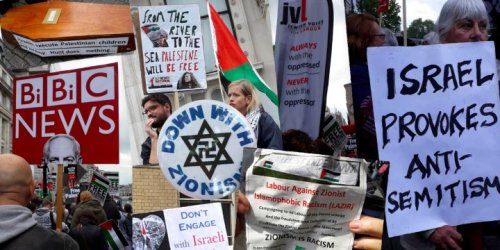 'There Is a Jew Hiding Behind Me — Come and Kill Him'