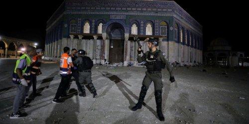 Saudi and UAE Condemn Israel Over Palestinian Clashes at Al-Aqsa