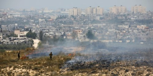 Gaza Arson Balloons Spark Fires in Southern Israel for Second Straight Day
