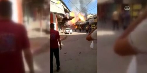 Following Gaza Explosion, Palestinians Angry at Hamas for Weapons Caches in Residential Areas
