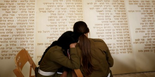 Israeli Memorial Day and Post-Traumatic Growth