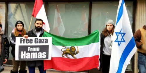 Iranian Opposition Activists Defend Israel in Latest Round of Conflict With Hamas in Gaza