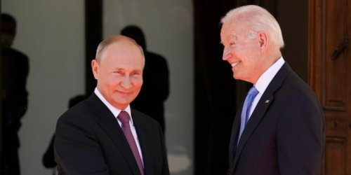 Biden Blew a Chance for a Win in His Meeting With Putin