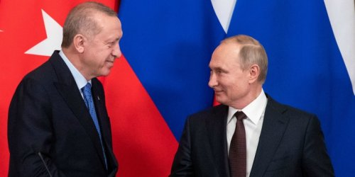 Turkey's Erdogan Could Be in Serious Trouble