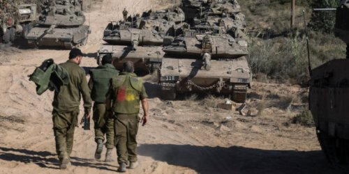Massive IDF Aerial Assault on Hamas Terror Tunnels in Gaza Could Open Door for Ceasefire Talks in Coming Days