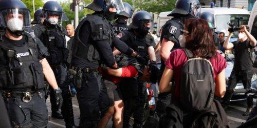 Leading German-Jewish Group, German Interior Minister Condemn Antisemitism at Pro-Palestinian Demonstrations