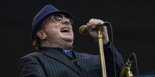 Van Morrison Promotes Antisemitic Trope With New Song 'They Own the Media'